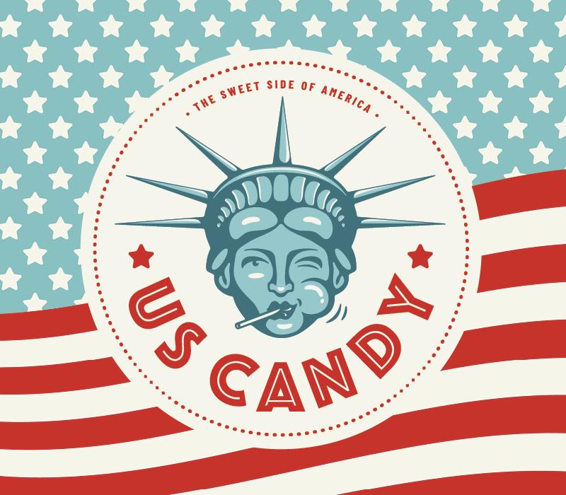 Konzept27 Werbeagentur US Candy Onlineshop